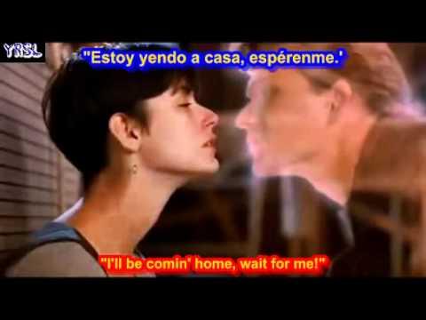 La Sombra Del Amor Subtitulada En Español Ingles Youtube