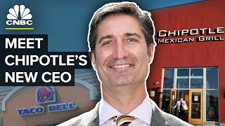 Taco Bell's Former CEO Has Big Plans For Chipotle