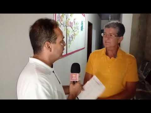 PREFEITO CARLOS BRASILEIRO  PARTICIPA DE  REUNIÃO TÉCNICA COM ORIENTAÇÕES SOBRE O NOVO CORONAVÍRUS (COVID-19)