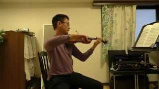 2nd violin dvorak symphony no 9 4mov from the new world