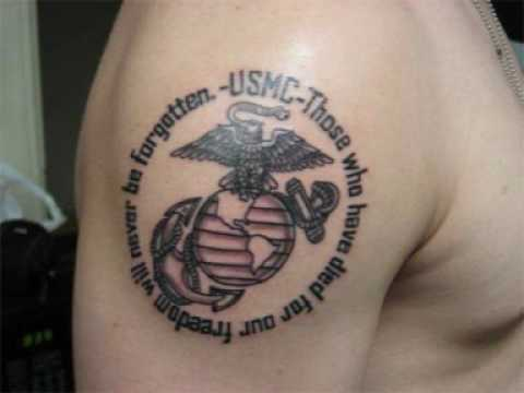 military tattoos designs youtube. Black Bedroom Furniture Sets. Home Design Ideas