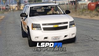 LSPDFR - Day 327 - ELS Style Tahoe