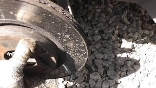 Замена подшипника ступицы Nissan (tiida) Ниссан тиида, Х-Траил Своими руками