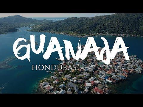 Guanaja Island  - Honduras