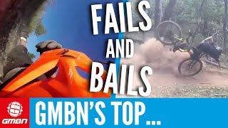 Epic MTB Fails | GMBN's Top Fails & Crashes