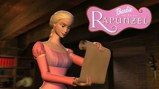 Барби и дракон: Рапунцель. Тайная комната