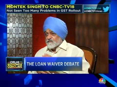 Delhi Economics Conclave 2017 (Part 1): Montek Singh Ahluwalia Exclusive
