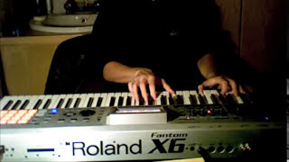 Demo of Roland Fantom X