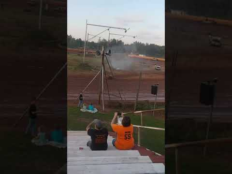 Soap race. - dirt track racing video image