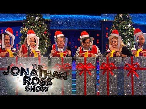 Gillian, Rob, Sheridan, Rahul and Tom play Pie Face - The Jonathan Ross Show