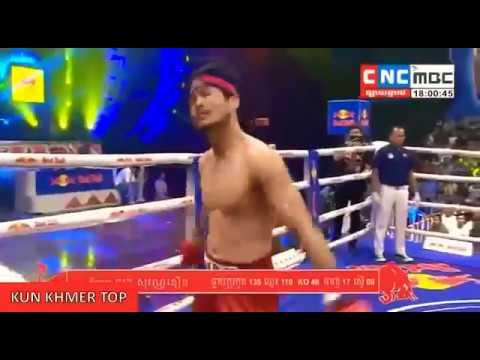 Long Sovan Doeun vs Singdam (Thai), 27 January 2018 CNC tv boxing ,