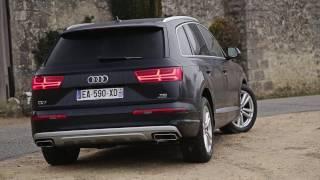 Essai Audi Q7 3.0 V6 TDI 218ch Ambition Luxe
