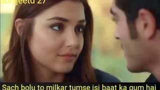 Hayat and Murat Love Song|Sach bolu to|WhatsApp Status Video With Hindi Song|Hayat&Murat Creation