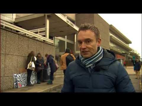 Dr Peter Whittick BBC evening news Long report