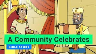 "Primary Year D Quarter 3 Episode 4: ""A Community Celebrates"""