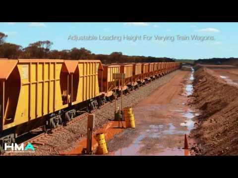 Iron Ore Train Loading System (2012)