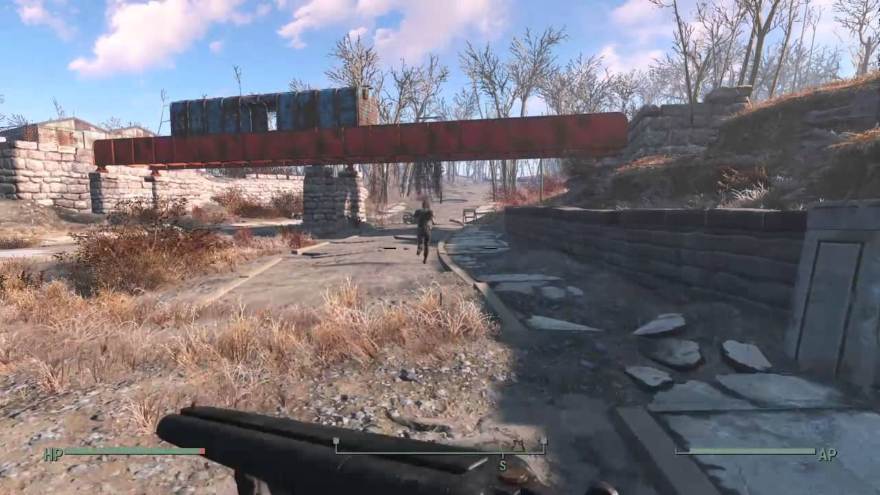 fallout 4 how to make caravans between settlements