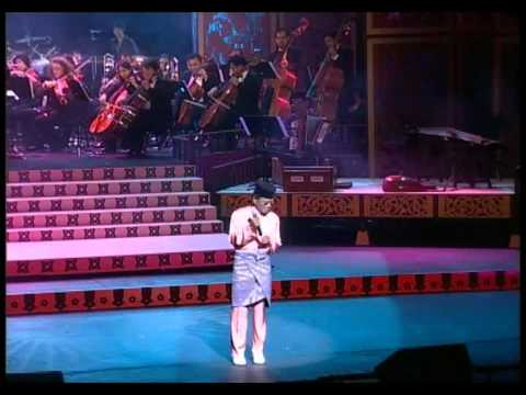 Konsert Irama Lagu Melayu Asli Orkestra Simfoni Kebangsaan Medley Patah Hati Dan Hitam Manis Dato' Ahmad Jais