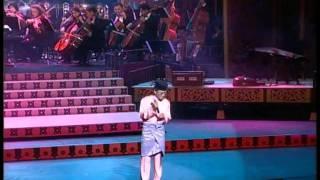Konsert Irama Lagu Melayu Asli Orkestra Simfoni Kebangsaan medley Patah Hati dan Hitam Manis Dato