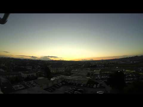 UCH Galway Rooftop Timelapse