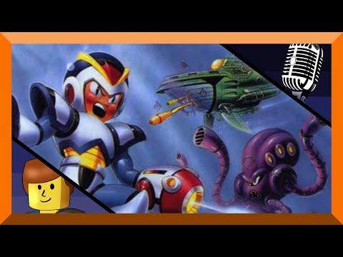 Megaman X (SNES) With X7 Voice Acting