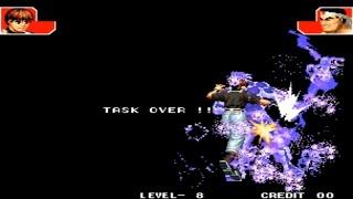 [TAS] KoF '97 - TASK OVER en menos de 1'