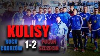 KULISY: Ruch 1-2 Pogoń Szczecin (15.04.2017 r.)
