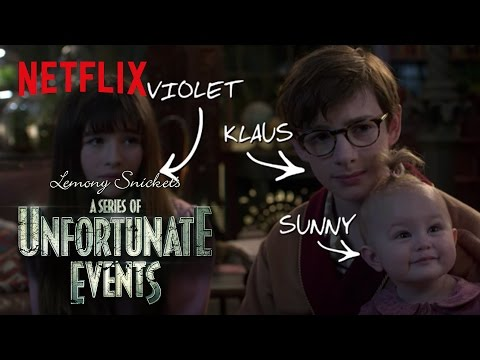 A Series of Unfortunate Events | The Facts | Netflix [HD]