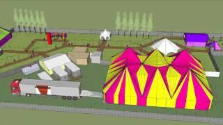 Bregepop Festival 2014   Floorplan 3D