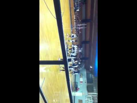 Byhalia Middle School Dance Team 2011-12