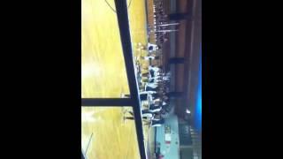 byhalia middle school dance team 2011 12