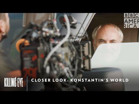 Closer Look: Konstantin's World   Killing Eve Sundays at 9pm   BBC America & AMC