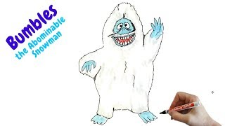 How to draw the Abominable Snowman, Bumbles
