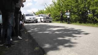 Mitsubishi Lancer 1.6 против Nissan 1.8