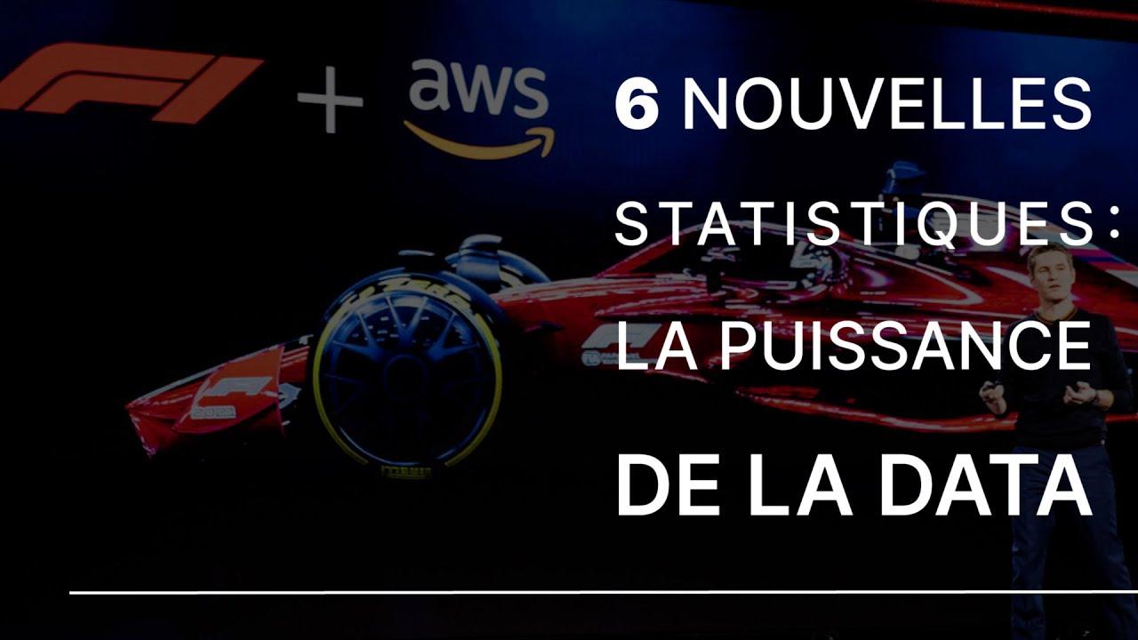 F1 et AWS : la donnée au service des équipes et des spectateurs (Rob Smedley - Interview)