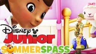 Doc McStuffins Sommerspaß - Clip: Pfadfinder McStuffins | Disney Junior