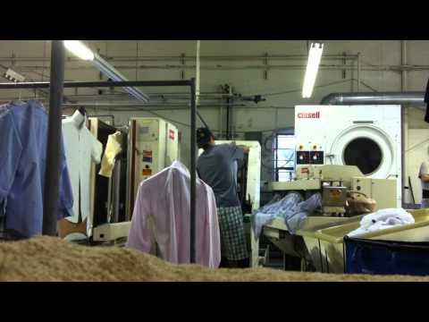 Trabajando en Dry Cleaner #1