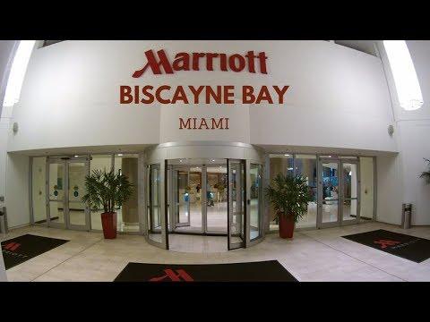 Looking For A Cruise Hotel In Miami? Try The Miami Marriott Biscayne Bay!