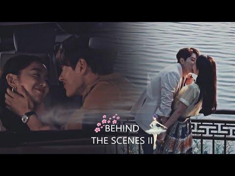 Shin Hye Sun ♥ Kim Myung Soo (L) ~ behind the scenes moments II