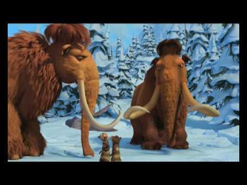 Ice age 3: Nuevo trailer en castellano
