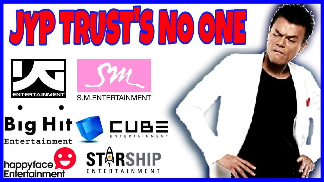 JYP ENTERTAINMENT TRUSTS NO ONE!!! (KPOP 2018) KPOP RANTZ EPISODE: 67 TRUST BUT VERIFY!