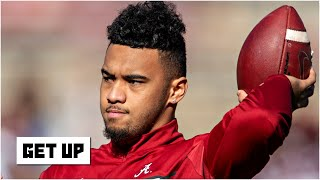Tua is doing more passing drills and sent a workout video to NFL teams | Get Up