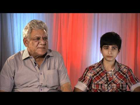 Interview with Om Puri and Aquib Khan of 'West is West'