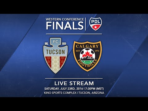 2016 PDL Western Conference Championship | July 23, 2016