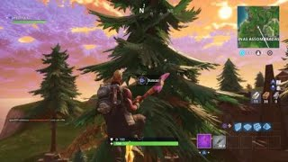 Fortnite #10 Secret Star Week 5 follow the treasure map found on noble Shores