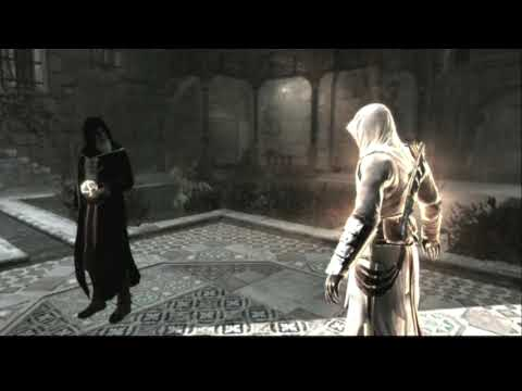 Assassin's Creed - Altair vs Al Mualim (Part 1) - YouTube
