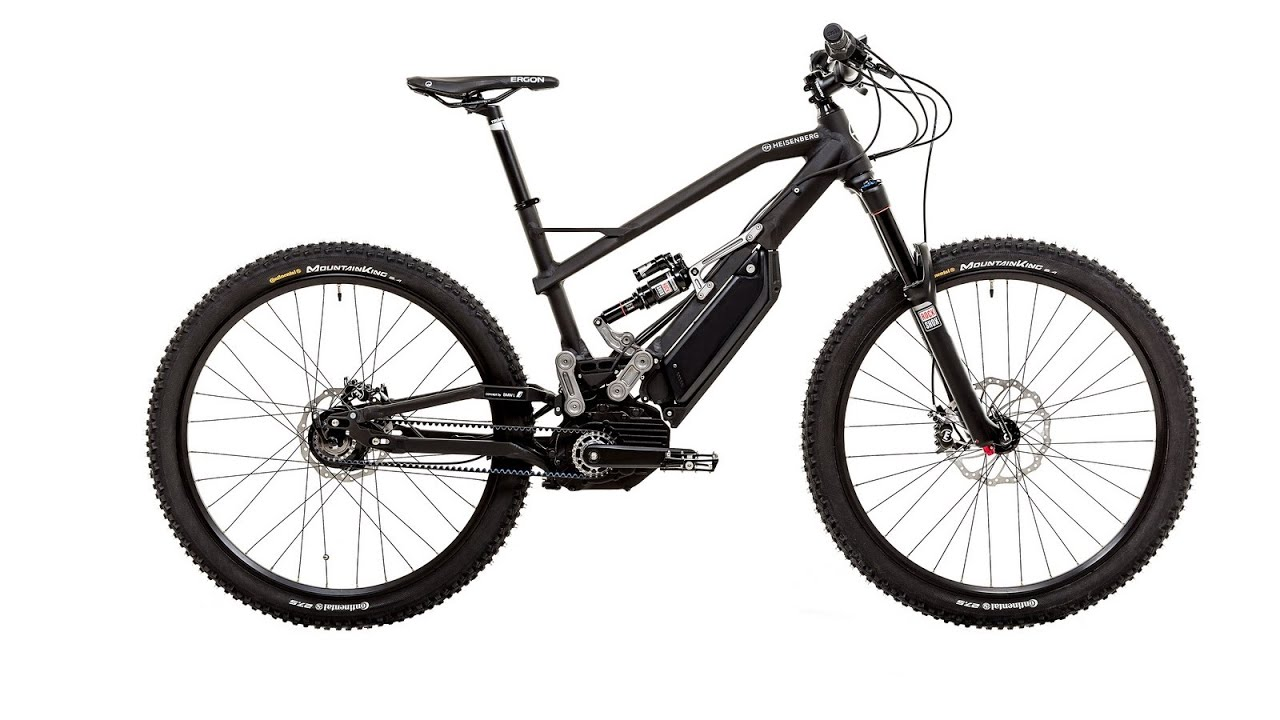 hnf heisenberg xf1 the electric bicycle with bmw i tech