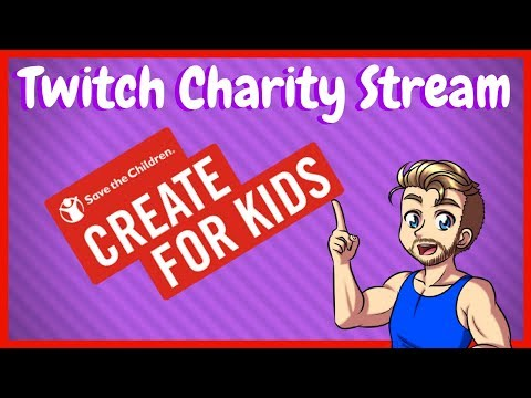 Create For Kids Charity 2018