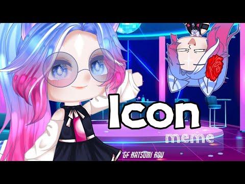 Icon Meme// Remake //gift For : @Hatsumi Rou  // Gacha Club //