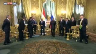 إجماع على دور موسكو بحل الأزمة السورية